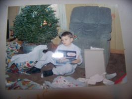 Me at my 6th Birthday (1993) by jhwink