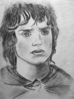 Frodo Baggins by ChristianTsvetanov