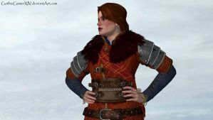 Cerys An Craite by GothicGamerXIV