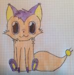 Kittal-la by GillyBeansCats