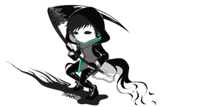 TW: Chibi Thanatos/RP tracker by rbpai