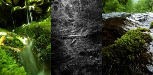 Cascade Collage by finalxheaven