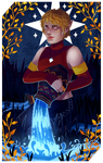 Commissions: Alyyix tarot by UnlovedClown