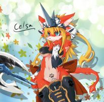 Celsa by dragoon86