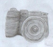 My camera by Alicss