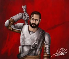 Dragon Age Origins: Duncan by Torvald2000