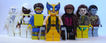 The X-Men by DJ-Volar