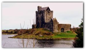 Dunguaire Castle by YannosGATO