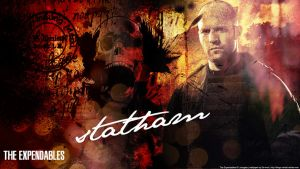 Statham - The Expendables by De-monVarela