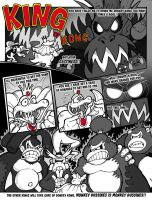 Smash Brothers Chp14 pg01 by FlintofMother3