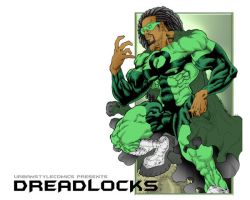 Dreadlocks by BLACKSTAR-SHABACH