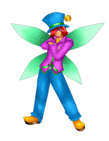 Fairy Tux Dude by jazzy2cool