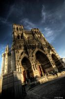 Cathedrale d'Amiens by Unicorne
