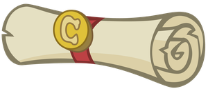 Scroll vector by Stinkehund