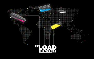 Reload the World by m-coloured