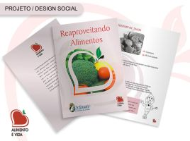 BOOK :: Recycled foods by unixer