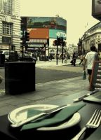 Dining in Picadilly by panthera-lee