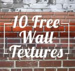10 Free Wall (Brick) Textures by WingsOfKaviel