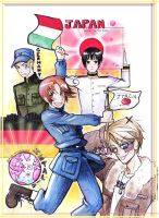 HETALIA AXIS POWERS by fluffy-fuzzy-ears