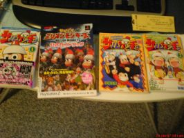 The Ape Escape Manga by PipoMadness1992
