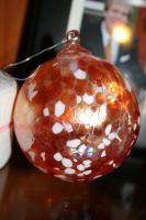 orange ornament 1 by clickypenpixieXstock