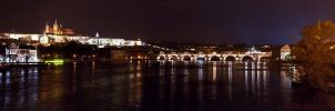 Prague Castle Panorama by amrodel