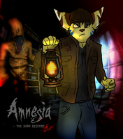 Amnesia the dark descent by Varg22