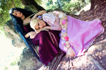 Tangled by YuriaCosplay