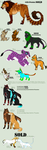 Old Unadopted Adopts :4/14 OPEN: by flannelRaptors