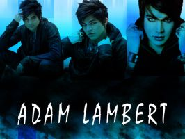 Adam Lambert Wallpaper by whitephoenix82