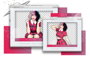 Pack png 1057 // Melanie Martinez. by ExoticPngs