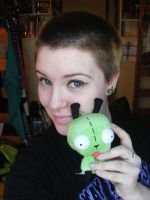 This is Me and Gir! by BeccaPanda