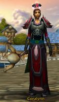 LvL 70 Mage by isisraven