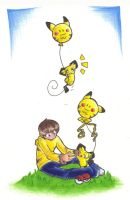 Pichu used Fly by ace626
