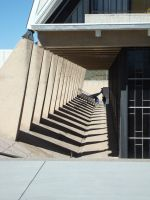 Air Force Academy Chapel 2 by Davidk1960