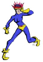 Classic Cyclops Variant by TheNoirGuy