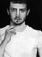Elijah Wood by LittleBeeOnMission