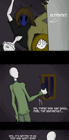 Creepypasta friends vs. The SCP Foundation: page 5 by Anipartom