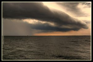 Storm Coming HDR by Andrea-Reyes