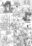 College Chaos Page 4 by RageVX