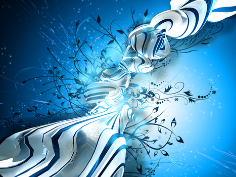 Abstract Wallpaper2 by GFXPeter