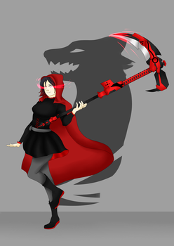 ruby rose by icemarked