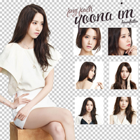 Yoona Im[PNG PACK] by ByMadHatter