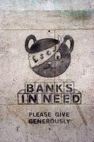 Banks In Need by xchingx