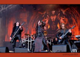 Cradle of Filth by DTHunsterblich