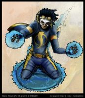 Static Shock Request by CLE2