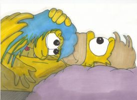 Homer And Marge - Its Okay by ChnProd22