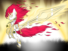 You disobeyed the Sun by V-D-K