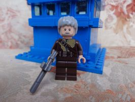 Custom Made War Doctor Lego by PCamenzind