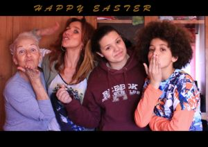 HAPPY EASTER...... From The Adams' Family by Tigles1Artistry